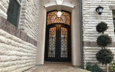 How to Design the Custom Iron Door of Your Dreams