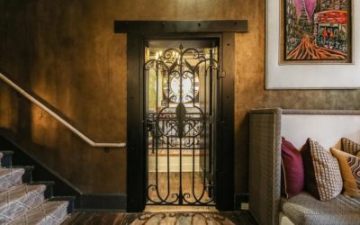 Top Wrought Iron Door Design Ideas for Your Home