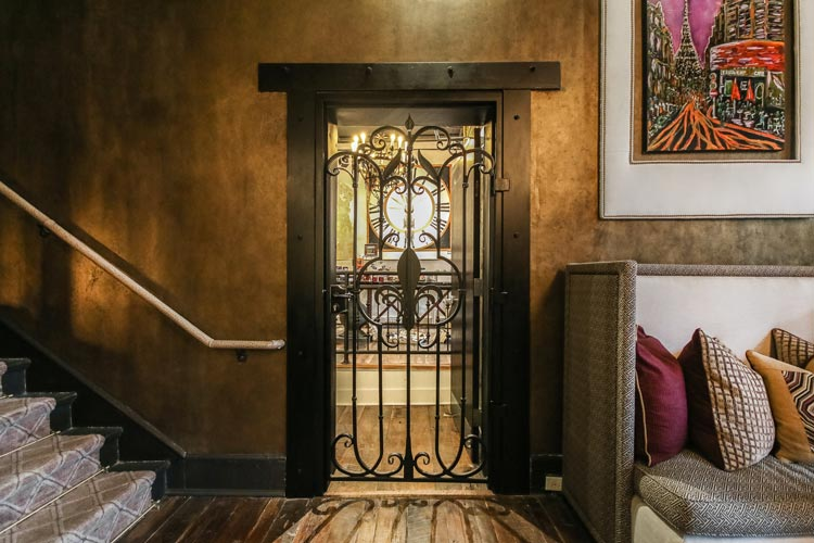 The Best Locations to Install Your Single Wrought Iron Door