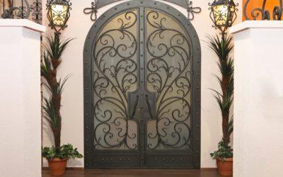 Iron Door Tips: How to Maintain Your Custom Iron Doors