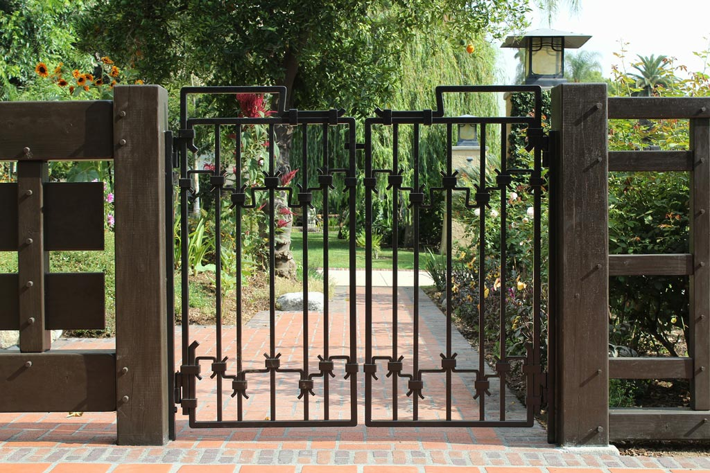 Which is Better for Front Door: Double or Single Iron Doors?