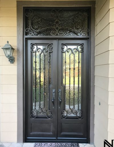 Baltic Custom Iron Doors