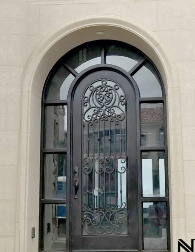 Baltic Iron Custom Doors