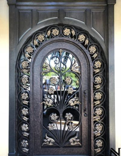 Baltic Iron Doors Custom Wrought Irons Doors
