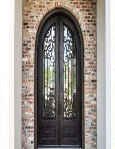 Custom Single Iron Doors by Baltic Iron Doors .jpg6