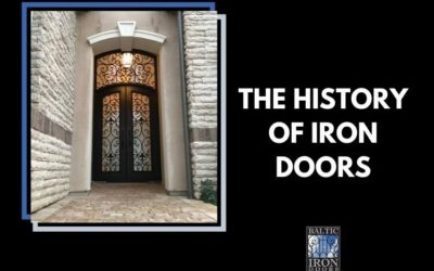 THE HISTORY OF IRON DOORS